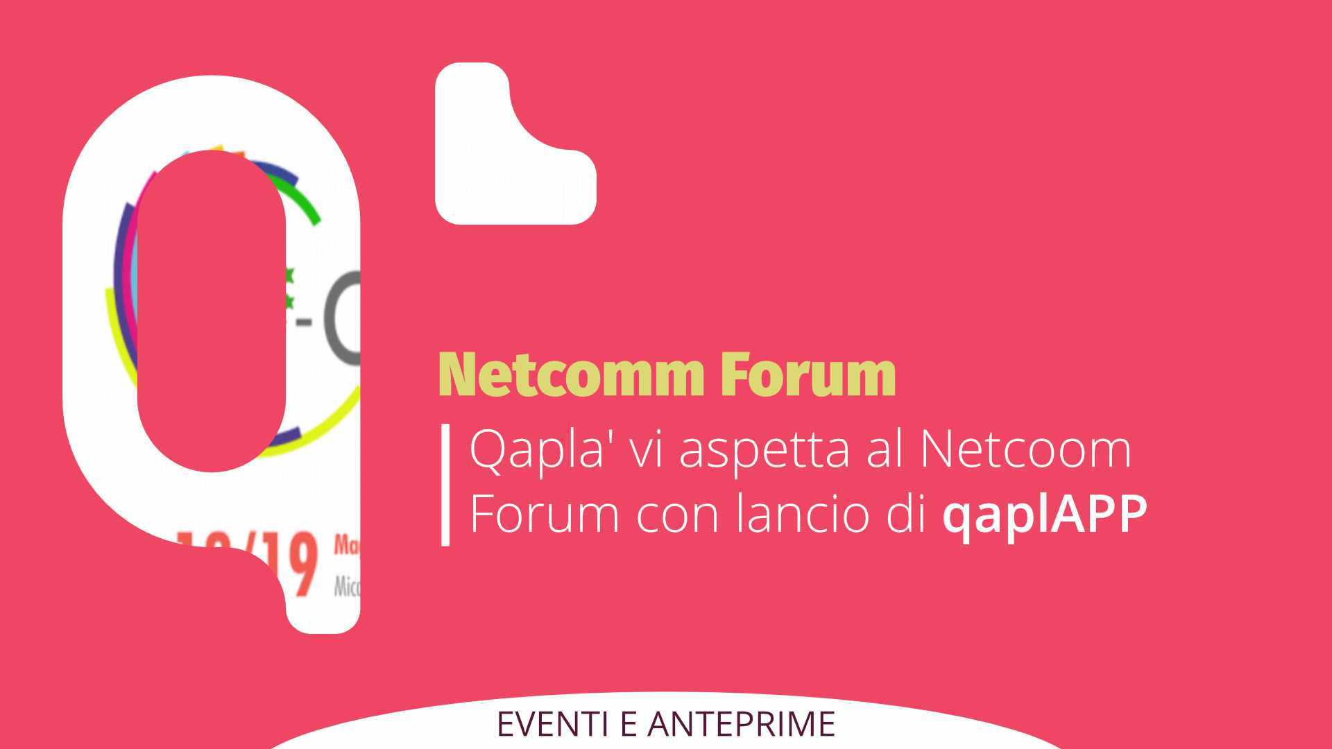 Qapla' all'eCommerce Netcomm Forum