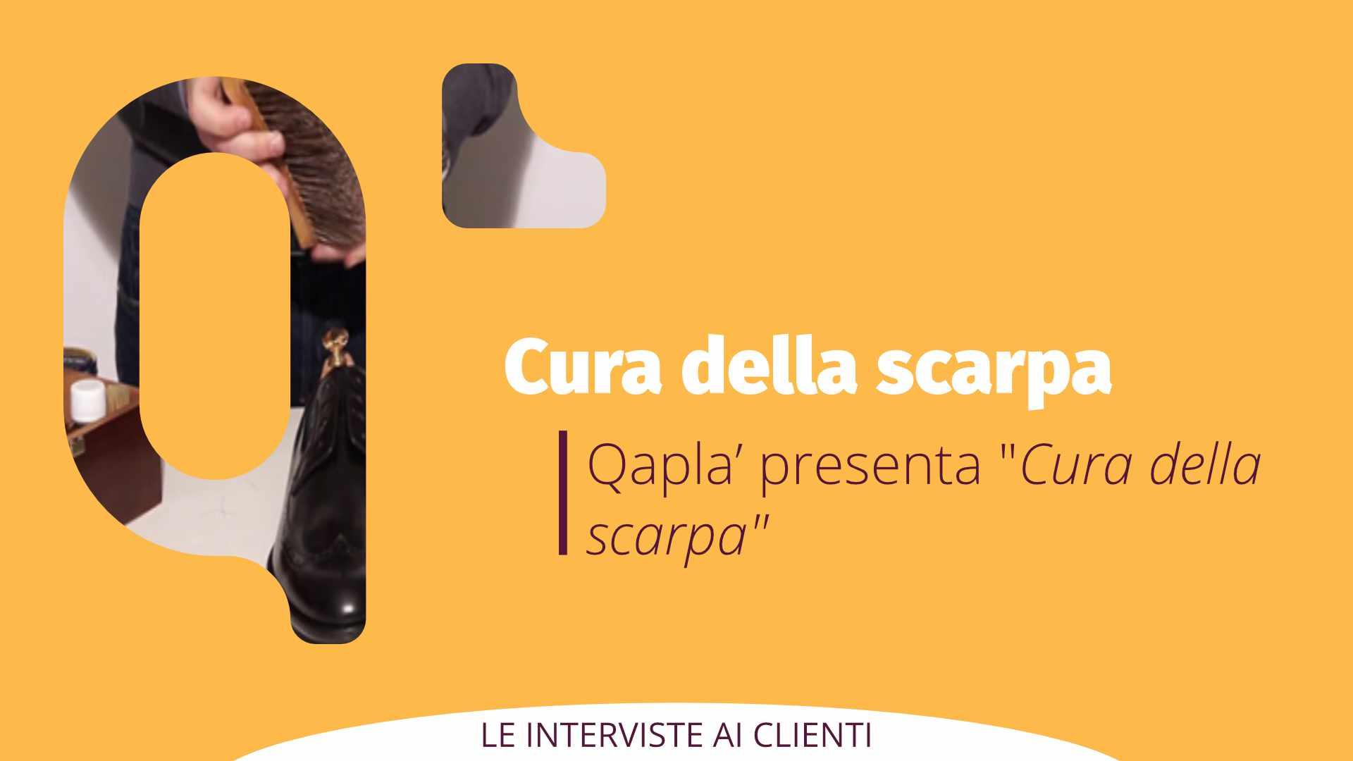 Da negozio fisico a store online: intervista a Niccolò di Cura della Scarpa