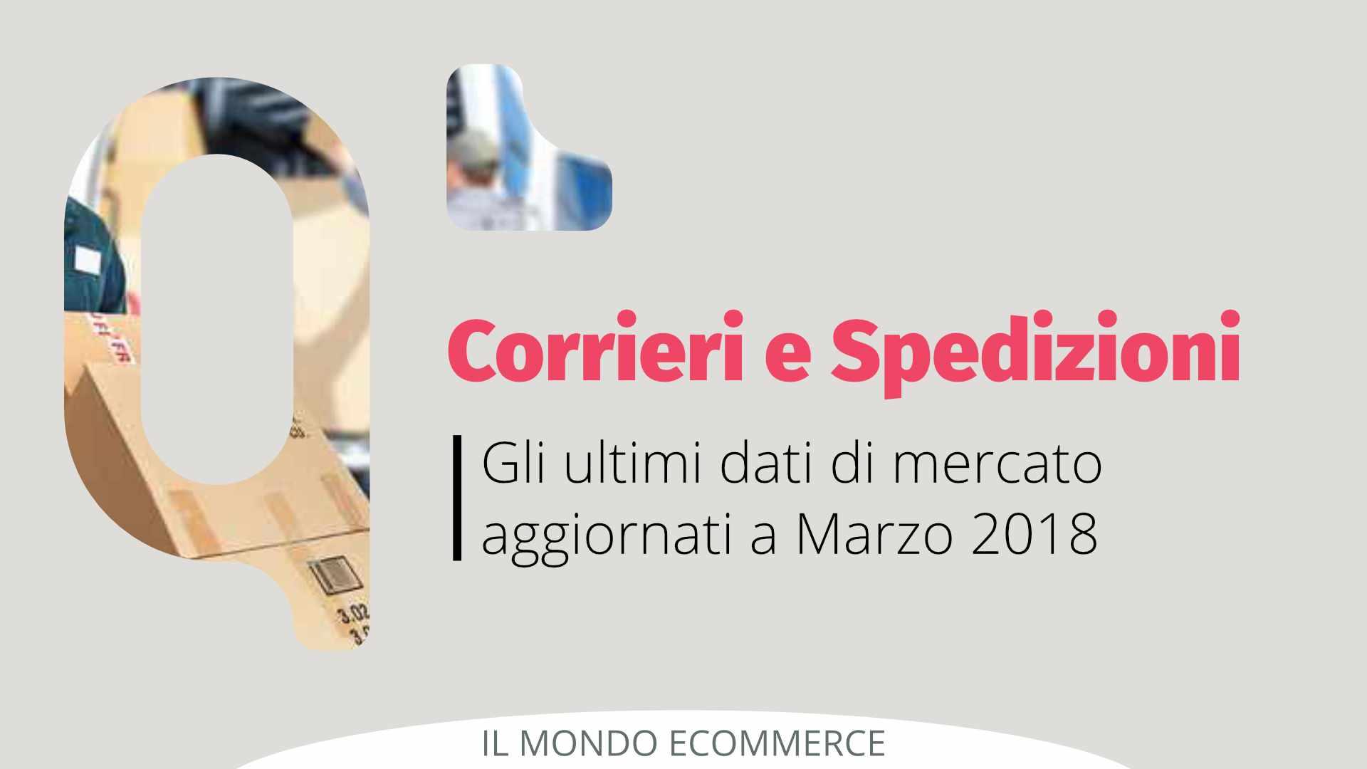 Corrieri e spedizioni in Italia: gli ultimi dati di mercato