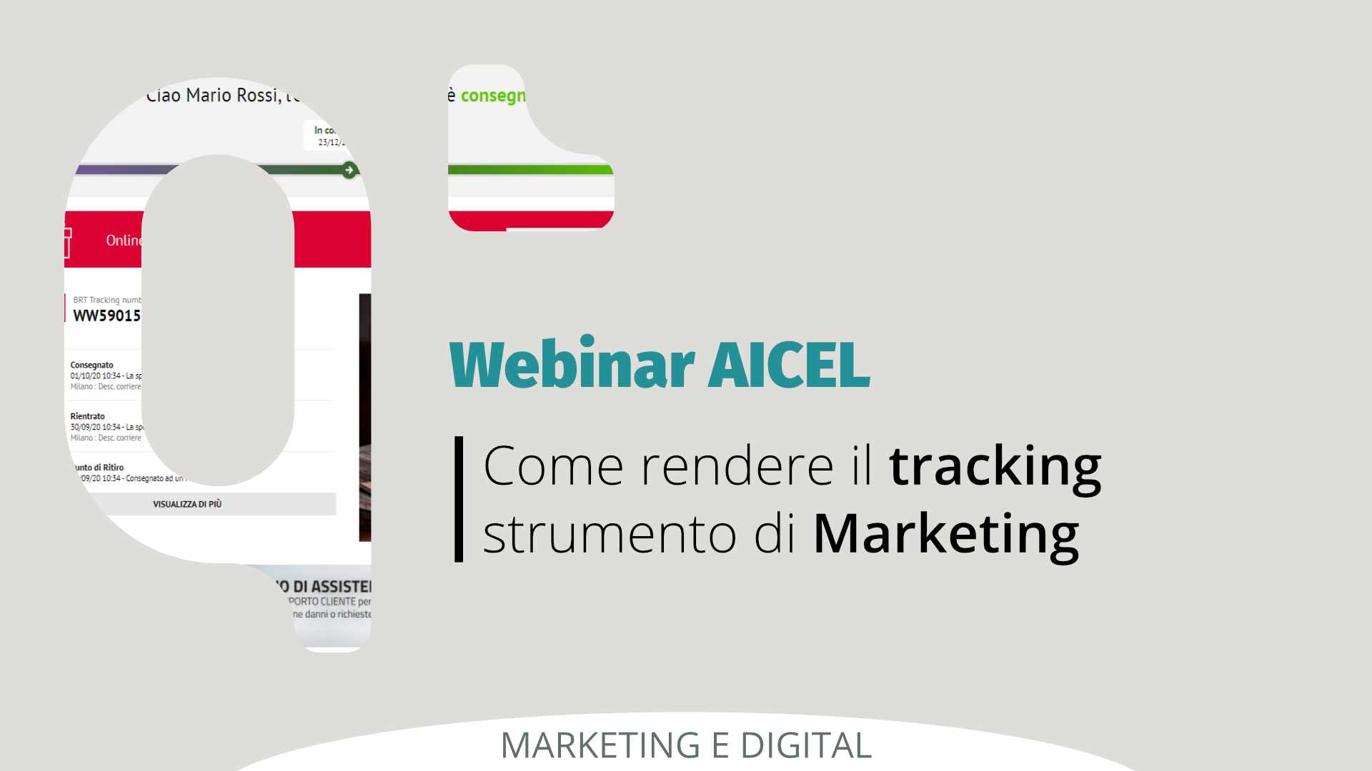tracking e marketing