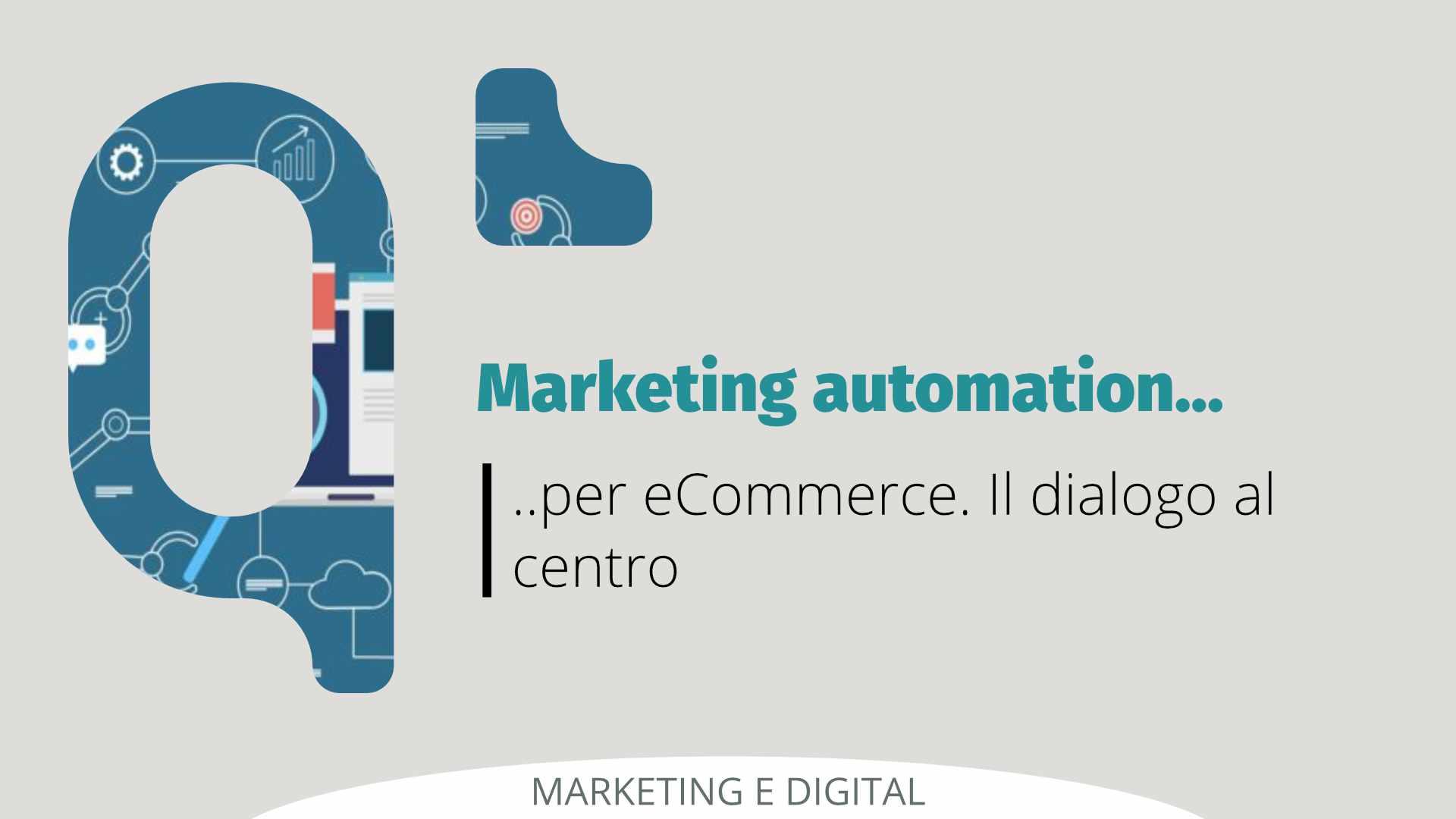 Marketing Automation per eCommerce: il Dialogo al Centro
