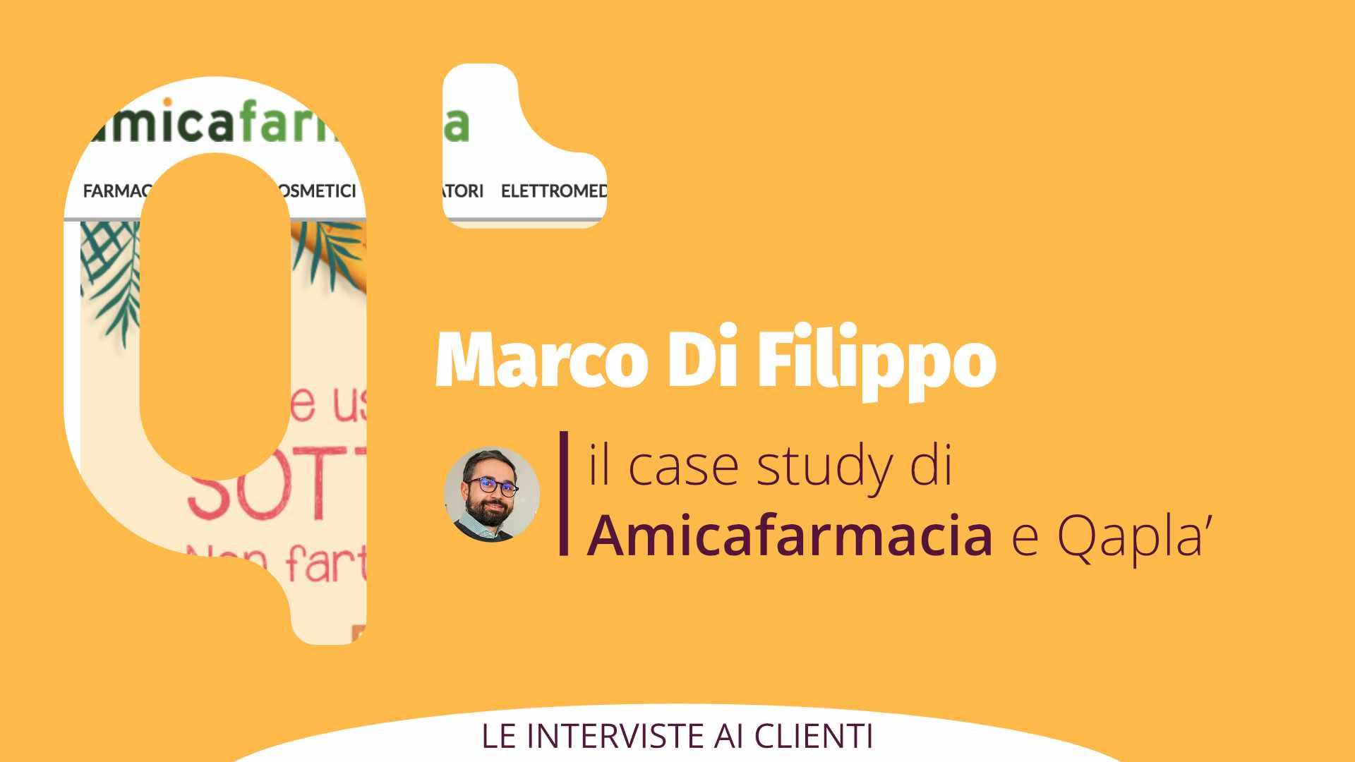 Vendere con il tracking: il case study di Amicafarmacia e Qapla'