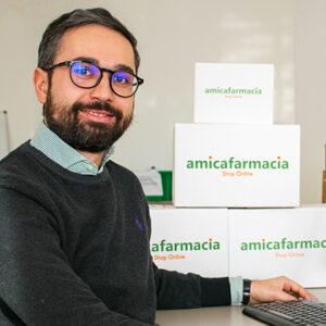 Marco Di Filippo, CEO Amicafarmacia