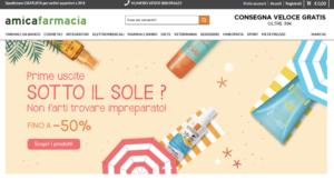 Website Amicafarmacia.com