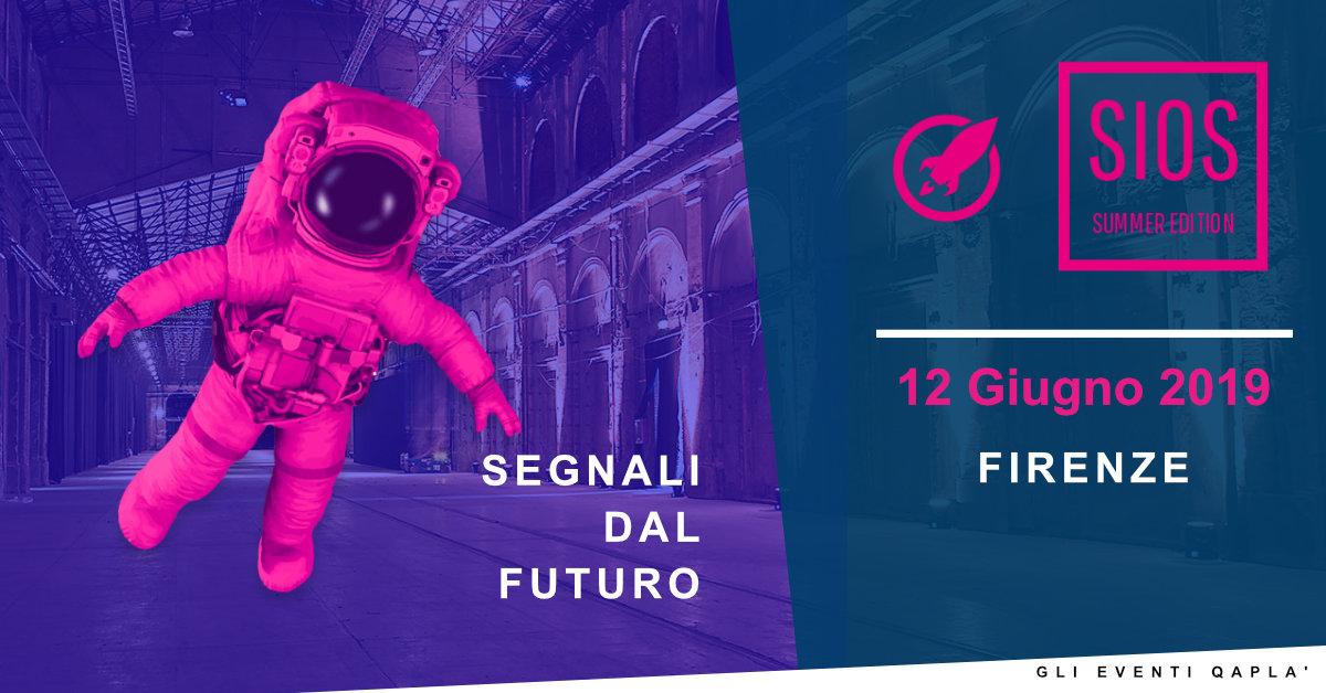 Comunicato Stampa 4eCom x StartupItalia Open Summit '19 Firenze