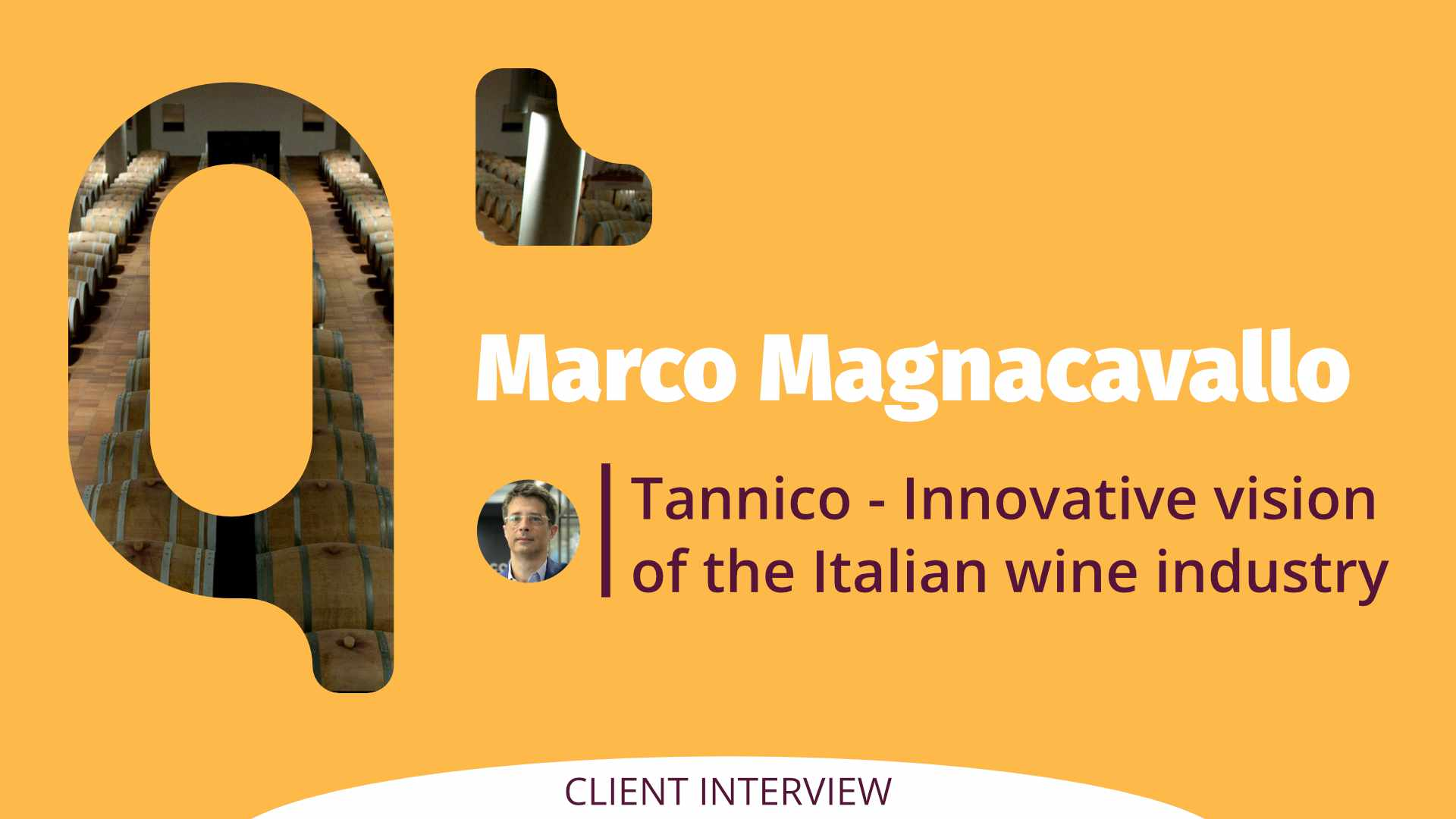 Qapla' presents Tannico: interview to M.Magnacavallo