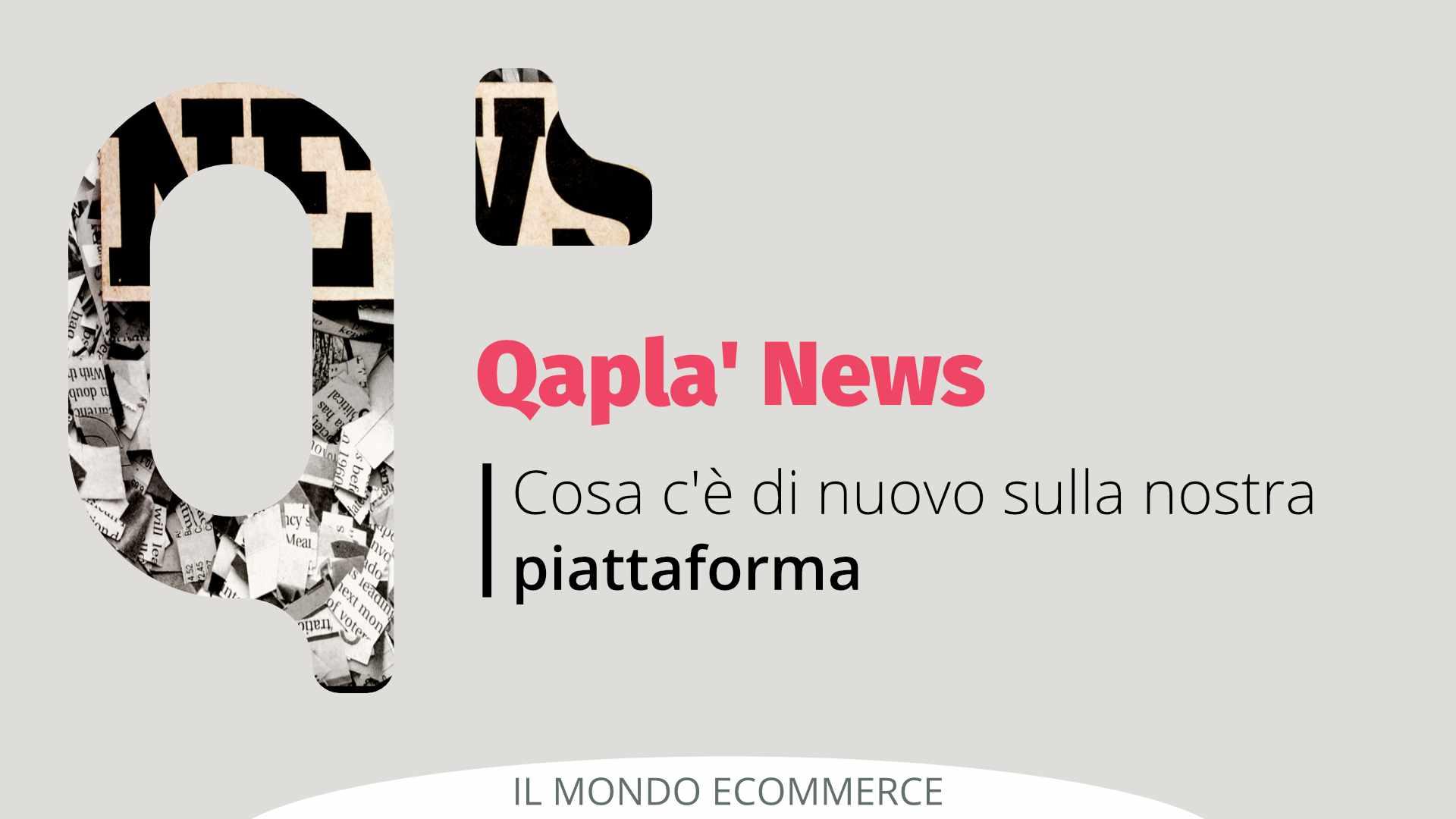 Qapla' News – Agosto 2019: le novità della piattaforma