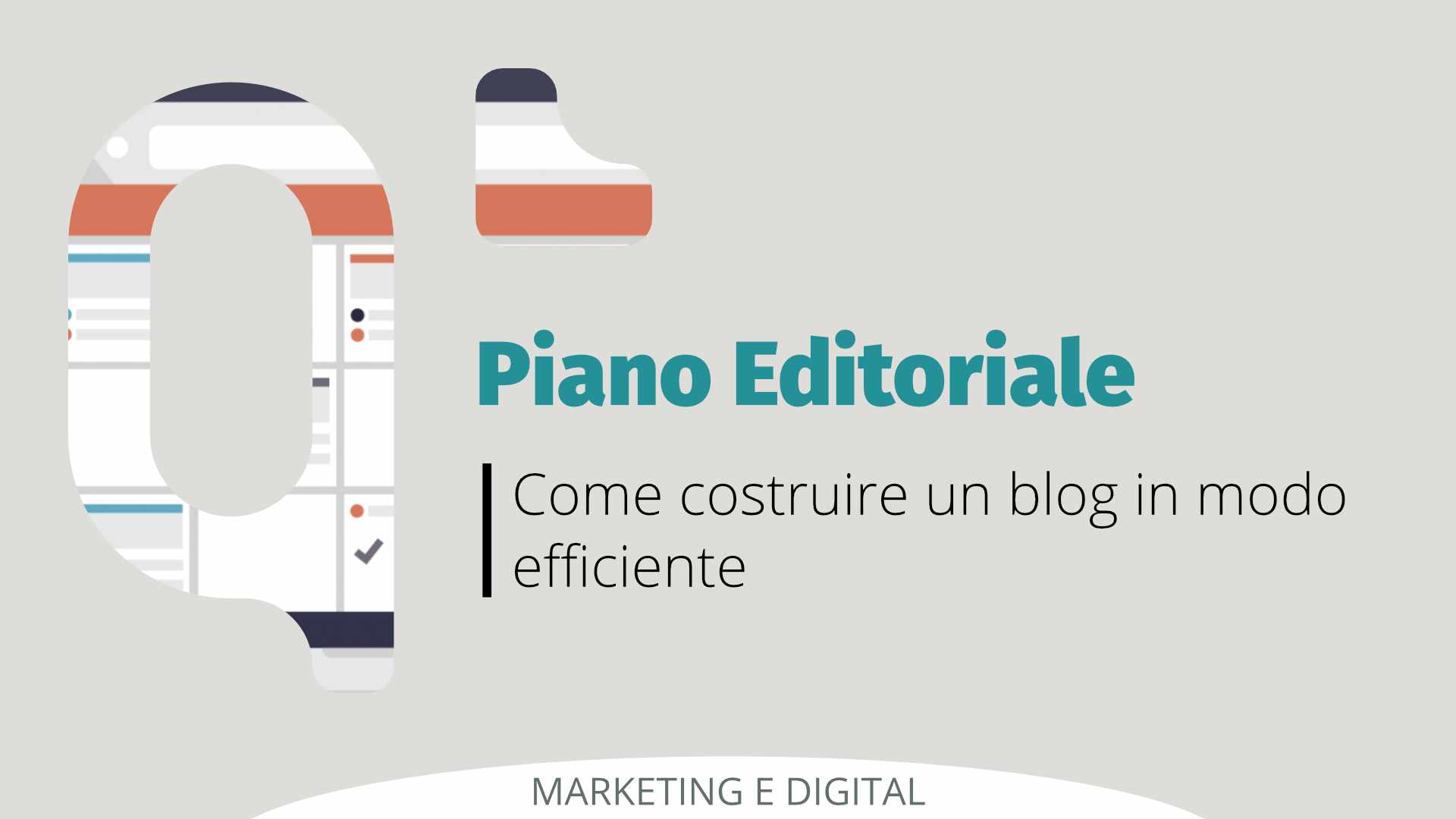 Piano editoriale per eCommerce: come costruire un Blog