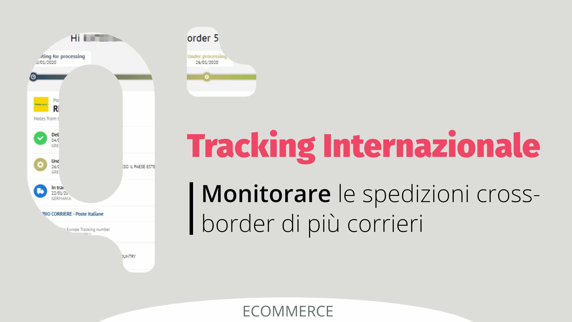 Tracking Internazionale