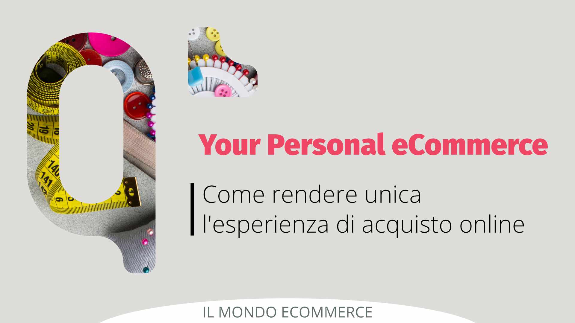 Personalizzazione eCommerce