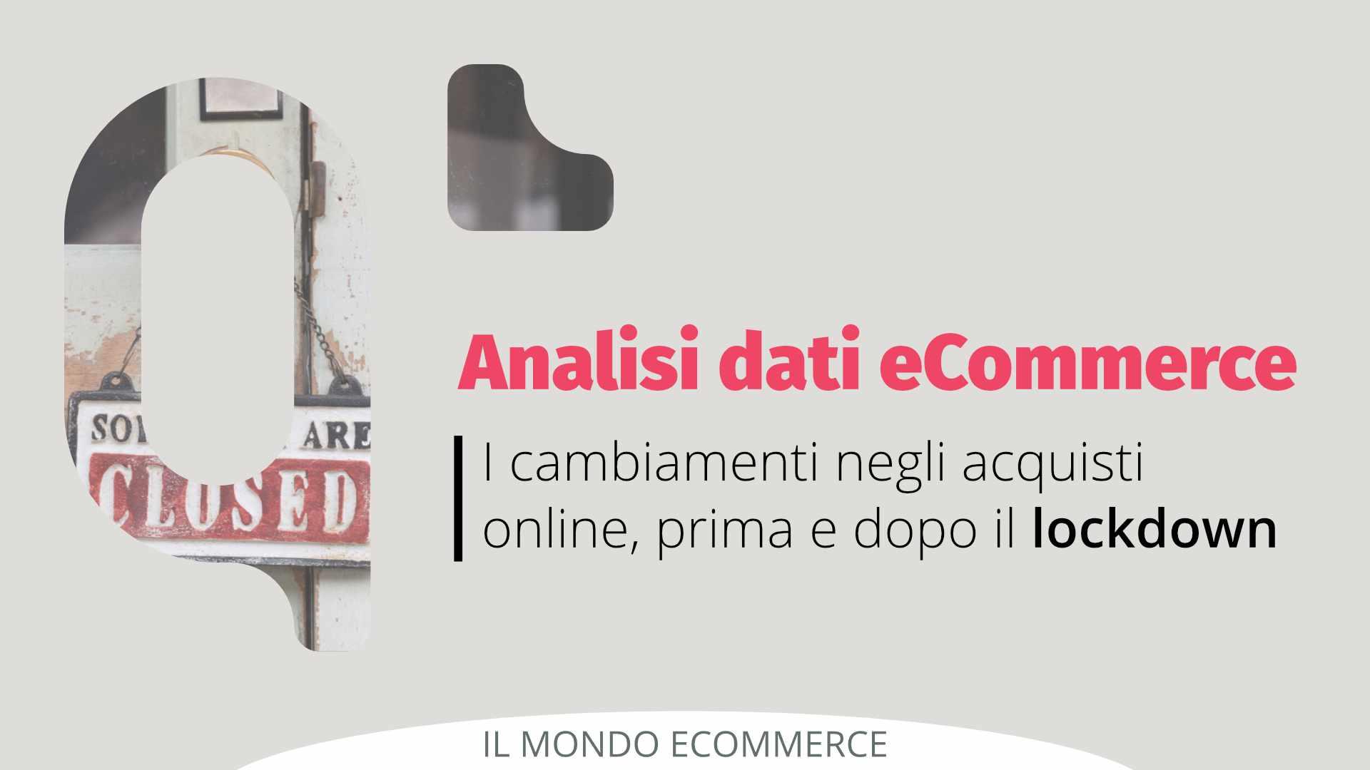 dati eCommerce 2019-2020