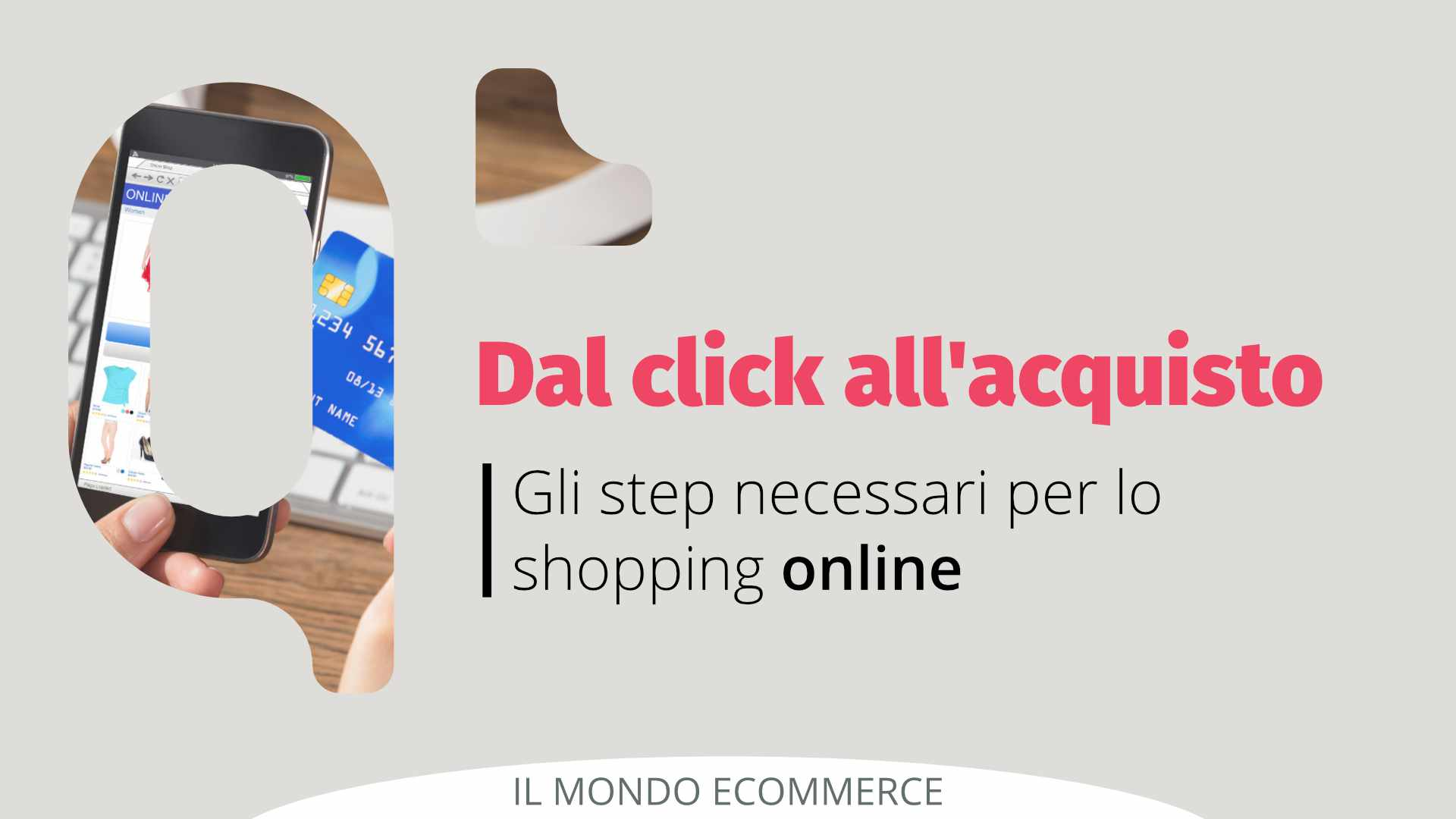 Quanti click servono prima di acquistare un prodotto online?