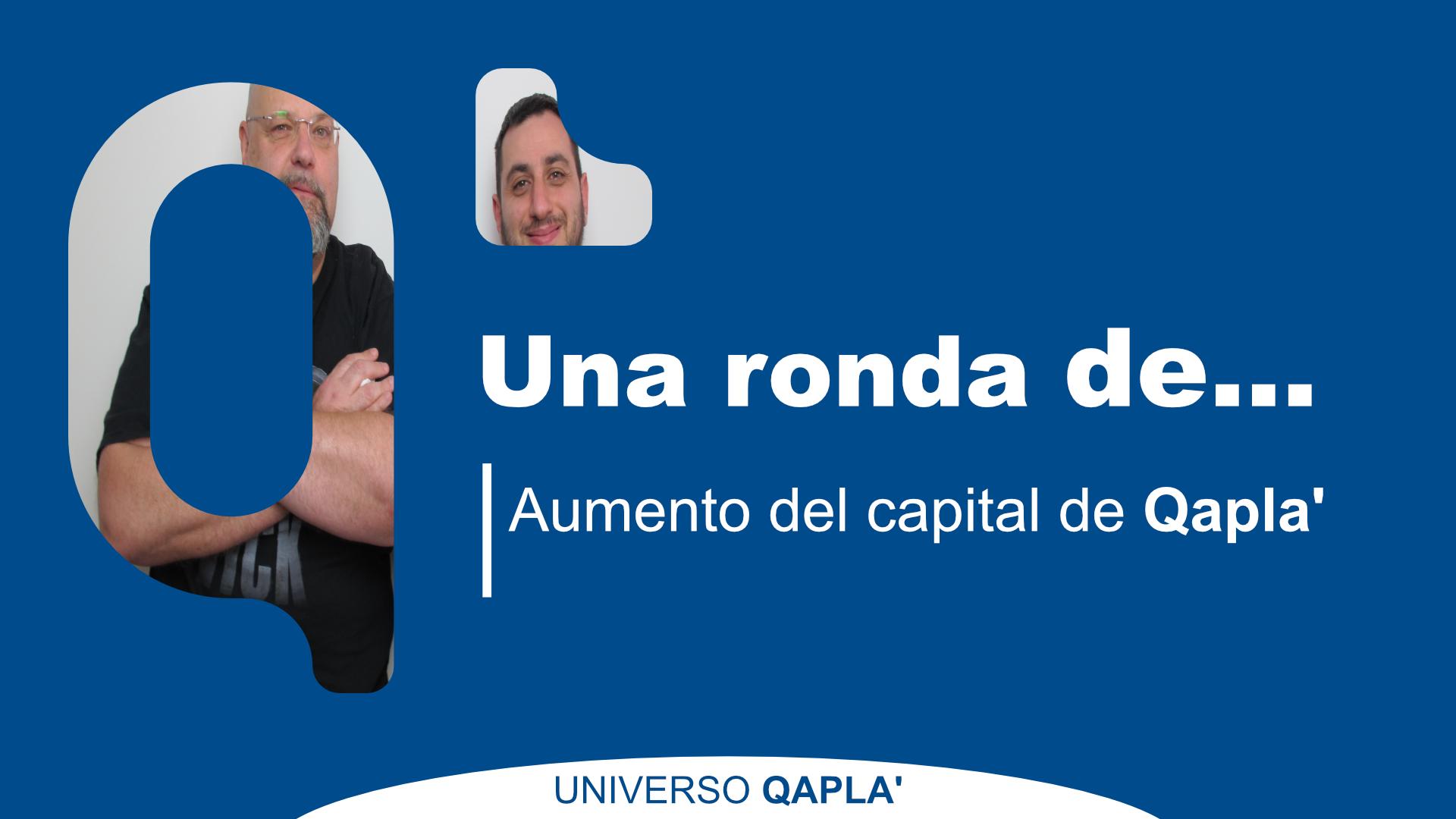 Aumento Capital Qapla'