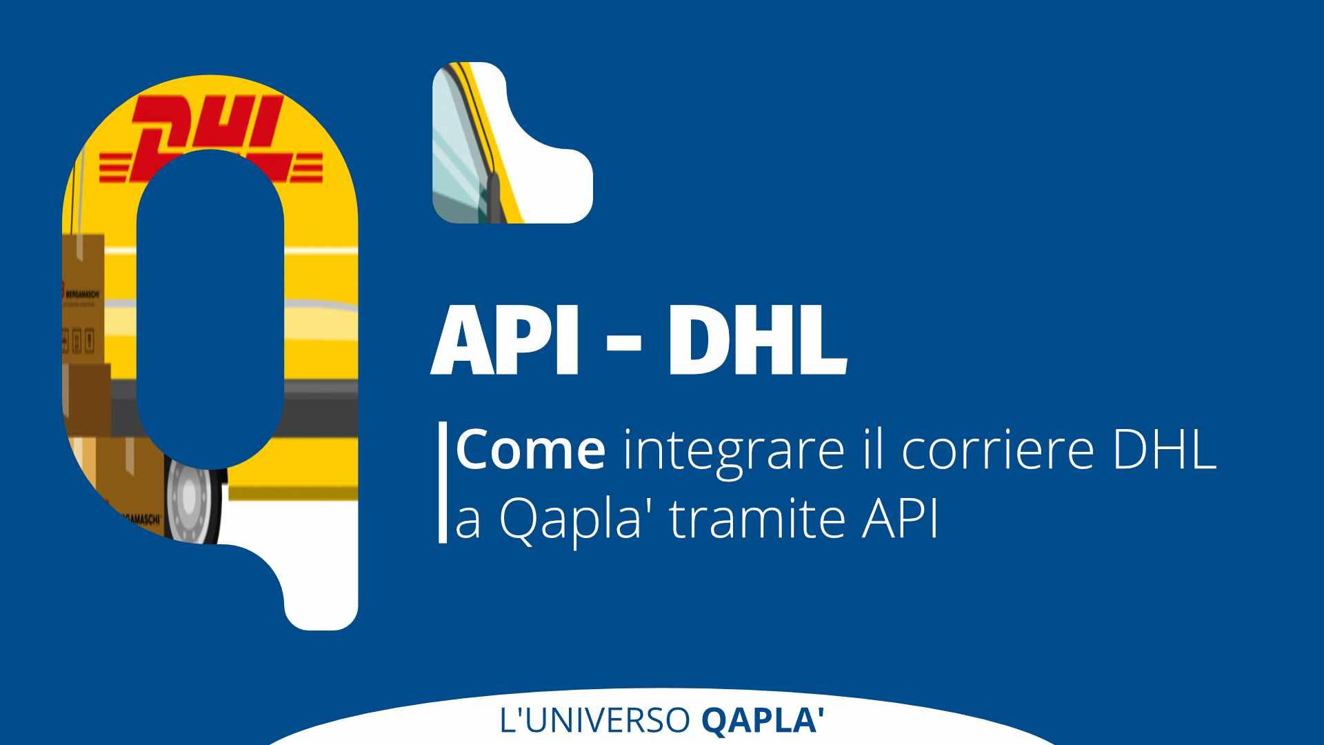 API DHL