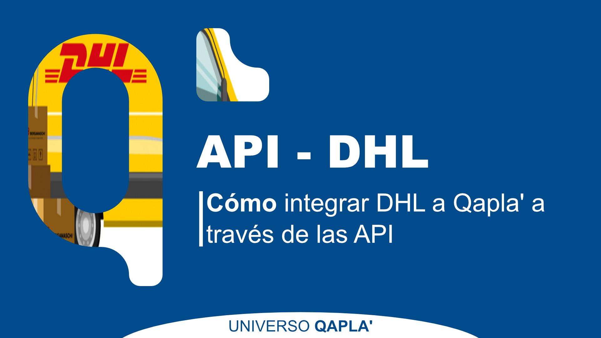 Integrar DHL a Qapla'