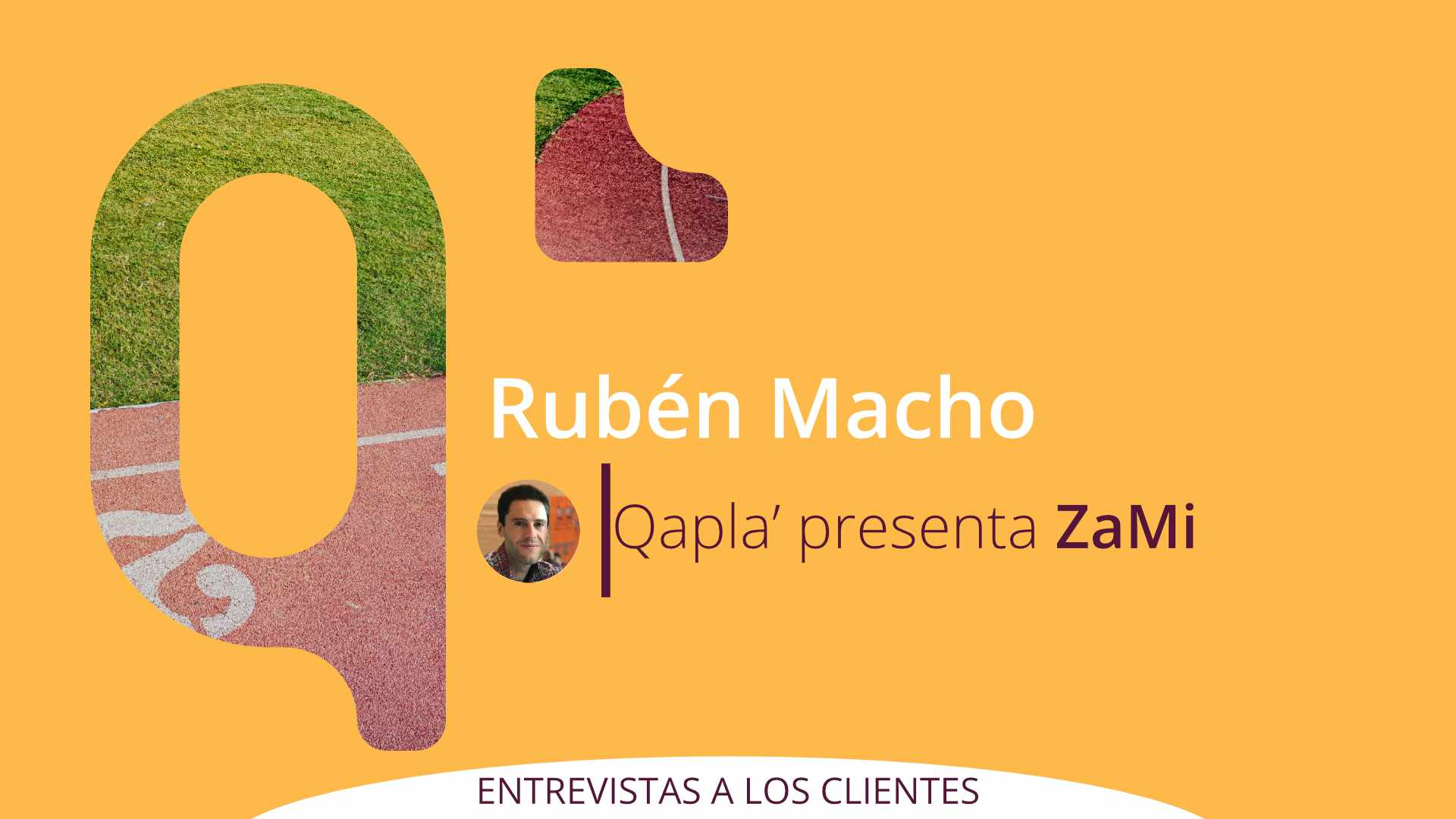 Qapla' presenta ZaMi: Entrevista a Rubén Macho