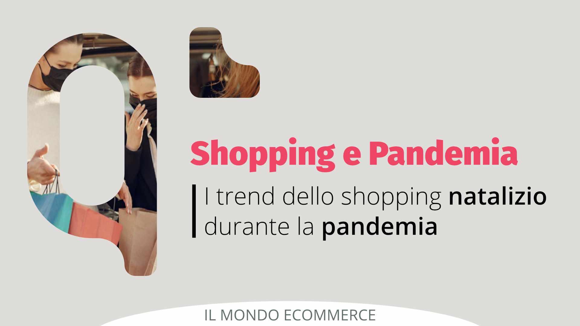 I trend dello shopping natalizio durante la pandemia