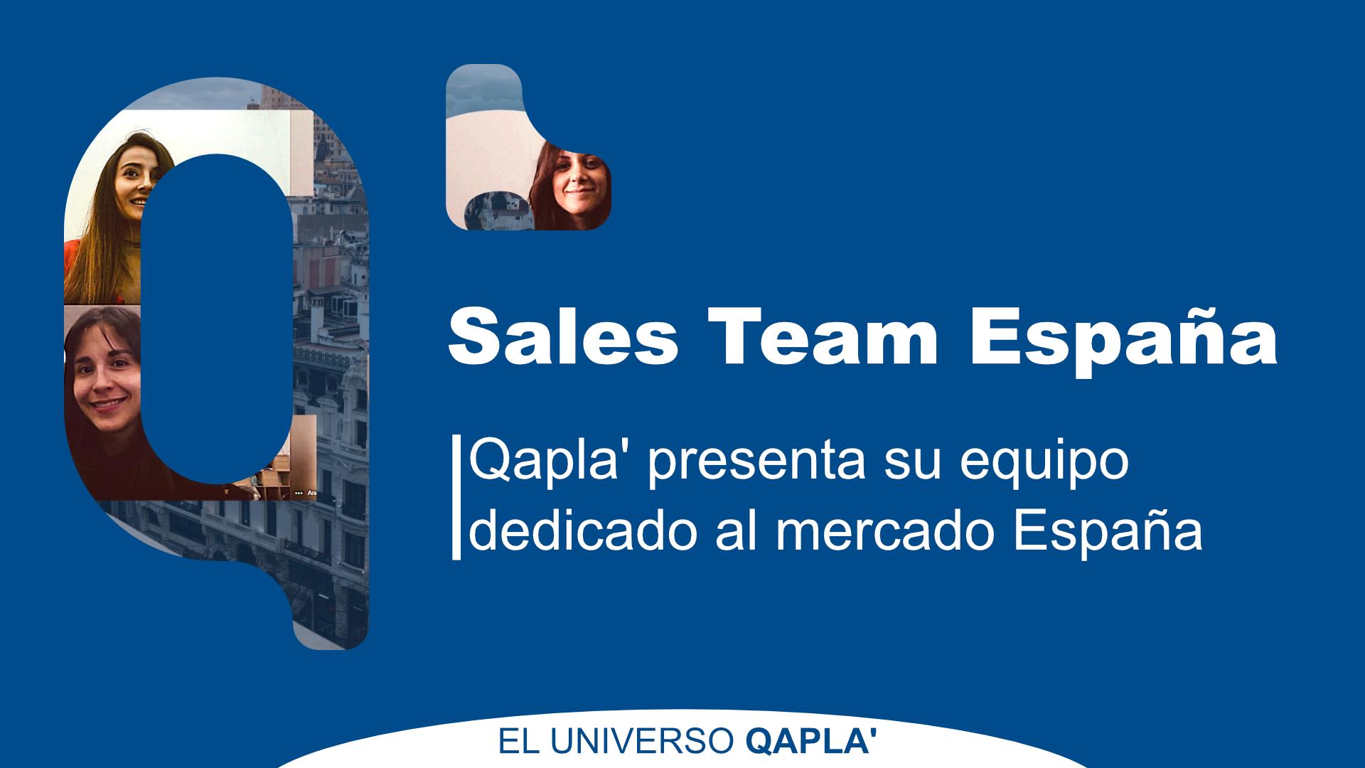 Sales Team Spain