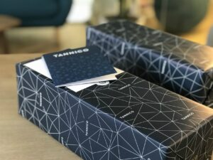 Tannico packaging