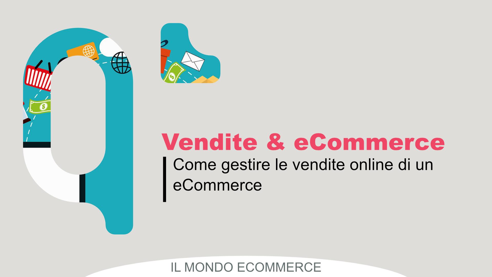 gestione vendite online
