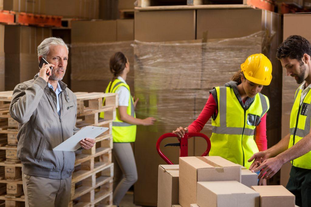 gestione vendite eCommerce la logistica