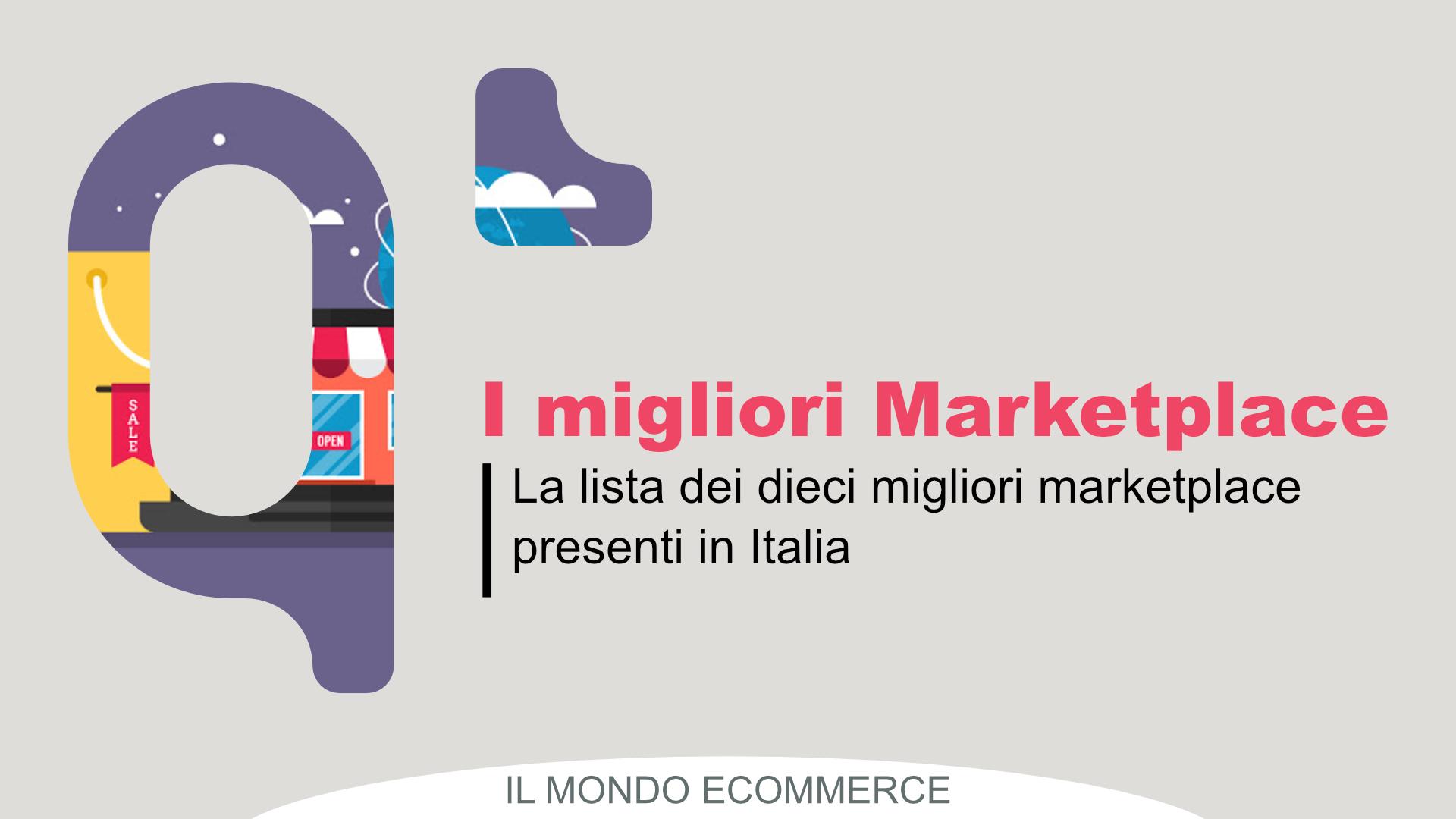 I 10 migliori Marketplace in Italia