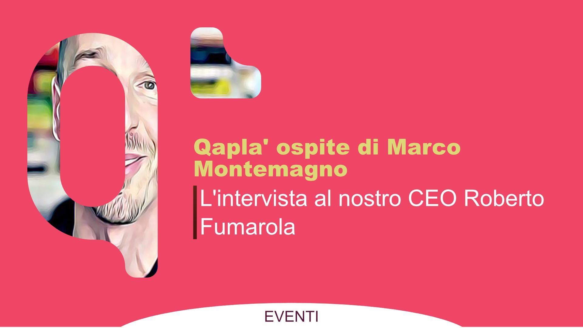 Qapla' ospite di Marco Montemagno: l'intervista