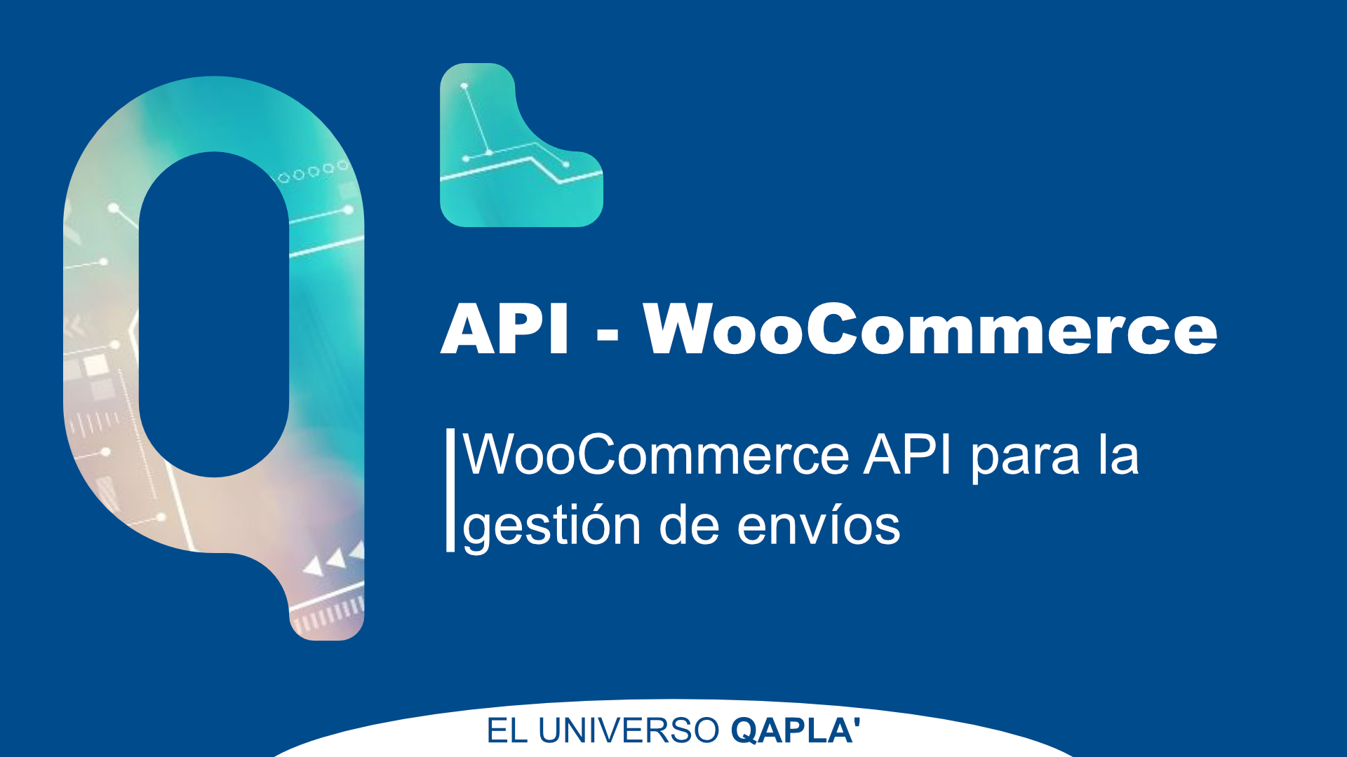 WooCommerce API para la gestión de envíos