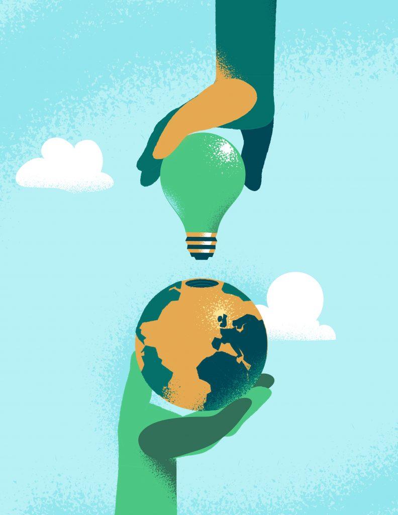 ridurre i resi ed essere sostenibili