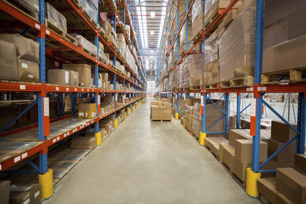 magazzino logistica ecommerce giuda completa