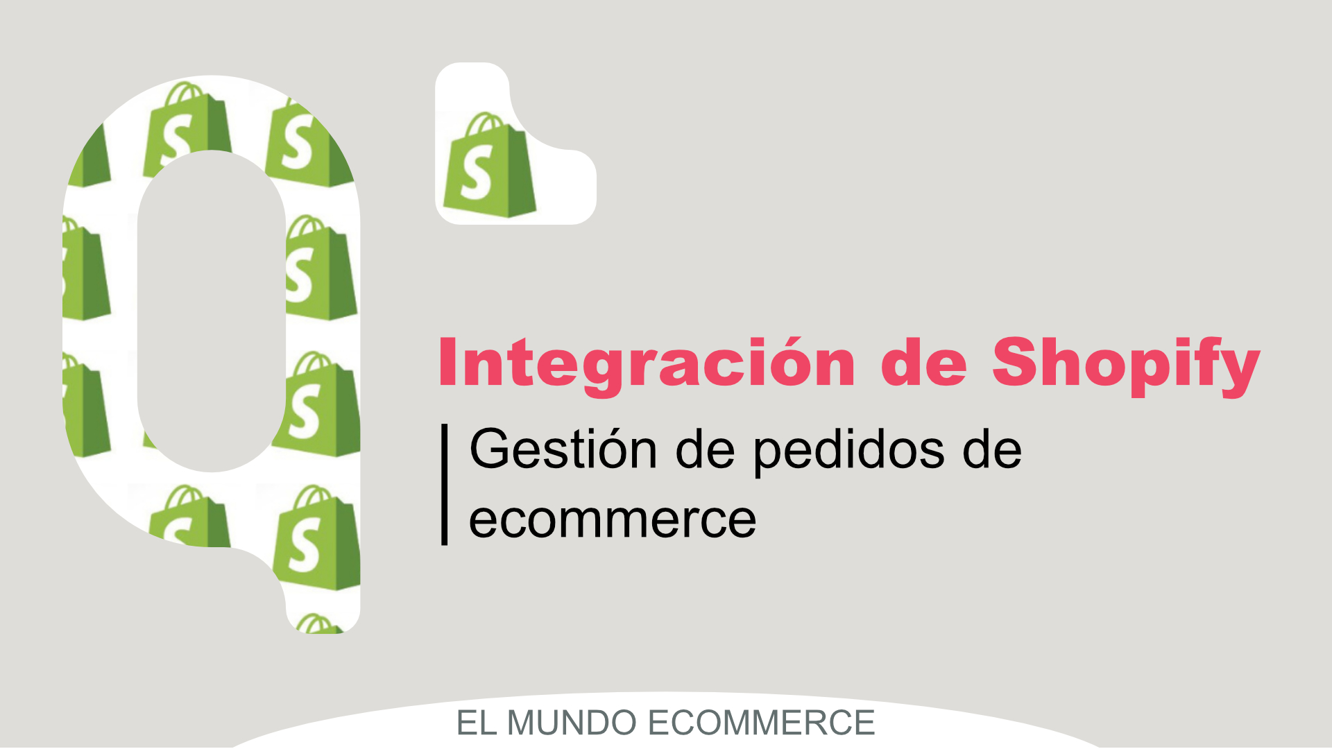 integración de Shopify
