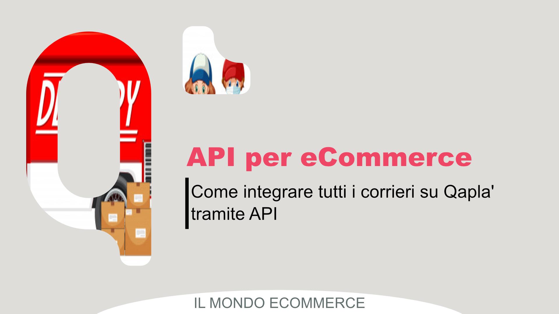 copertina API ecommerce