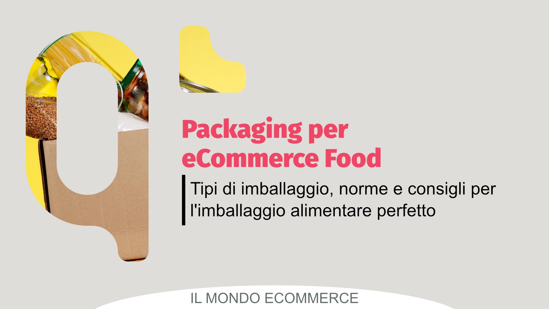 Packaging food eCommerce - guida Qapla'