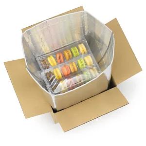 packaging isotermico Raja
